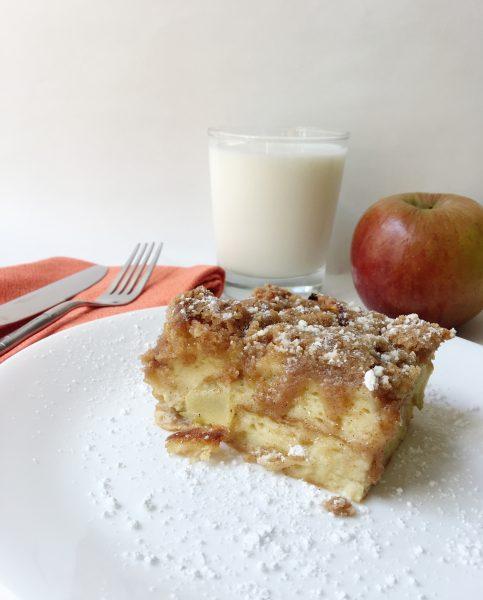 Apple French Toast Bake