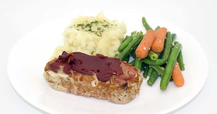 You wont believe it's a TV dinner!
